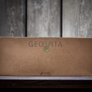 Коробка для торта средняя © GEOVITA - Одноразовая посуда от производителя!