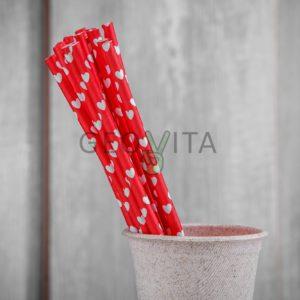 Коктейльная трубочка © GEOVITA - Одноразовая посуда от производителя!