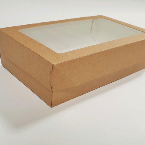 Коробка для торта средняя