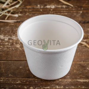 Стаканчик для мороженого © GEOVITA - Одноразовая посуда от производителя!