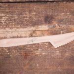 Деревянный нож 165 мм.