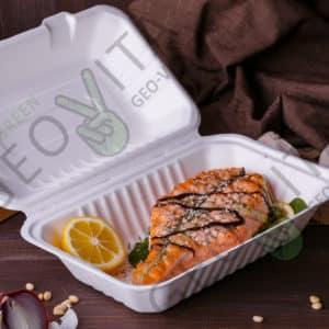 Одноразовый ланч-бокс © GEOVITA - Одноразовая посуда от производителя!