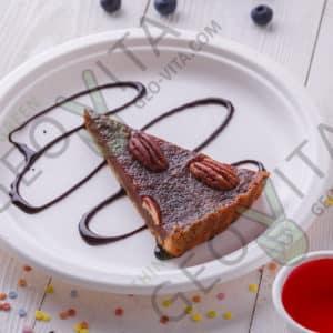 Одноразовая тарелка 7» © GEOVITA - Одноразовая посуда от производителя!