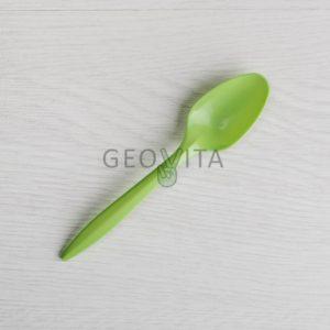 Одноразовая ложка средняя © GEOVITA - Одноразовая посуда от производителя!