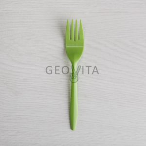 Одноразовая вилка закусочная © GEOVITA - Одноразовая посуда от производителя!