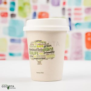 Стакан для кофе 400 мл © GEOVITA - Одноразовая посуда от производителя!