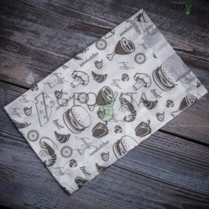 Пакет для картошки фри © GEOVITA - Одноразовая посуда от производителя!