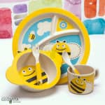 """Детский набор посуды """"Bee"""""""