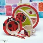 """Детский набор посуды """"Lady Bug"""""""