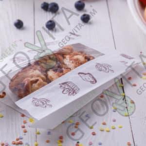 Пакет для выпечки © GEOVITA - Одноразовая посуда от производителя!