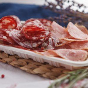 Одноразовый лоток © GEOVITA - Одноразовая посуда от производителя!