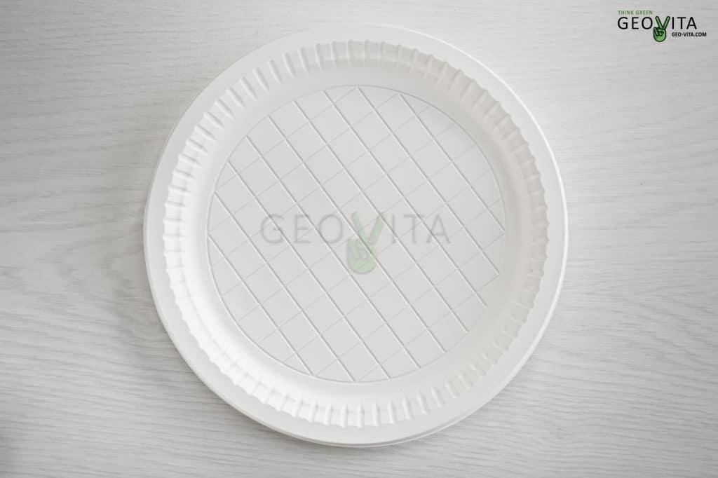 Одноразовая тарелка 7″
