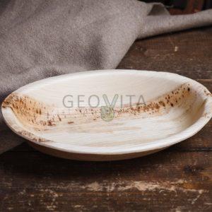Блюдо овальное © GEOVITA - Одноразовая посуда от производителя!