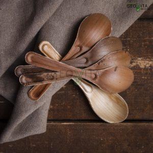 Одноразовая ложка десертная © GEOVITA - Одноразовая посуда от производителя!