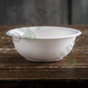 Одноразовая миска 200 мл. © GEOVITA - Одноразовая посуда от производителя!