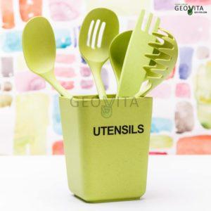 Набор кухонных принадлежностей © GEOVITA - Одноразовая посуда от производителя!