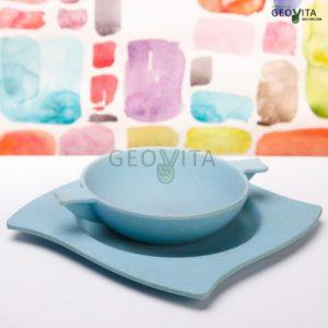 Бамбуковая чаша © GEOVITA - Одноразовая посуда от производителя!