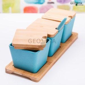 Емкости для хранения специй © GEOVITA - Одноразовая посуда от производителя!