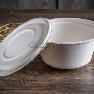 Одноразовая супница большая © GEOVITA - Одноразовая посуда от производителя!