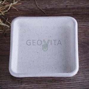 Одноразовый лоток квадратный © GEOVITA - Одноразовая посуда от производителя!