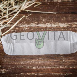 Бумажная капсула © GEOVITA - Одноразовая посуда от производителя!