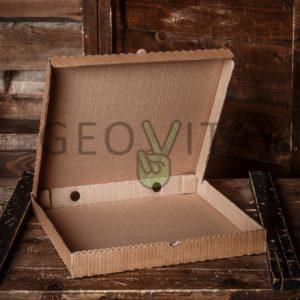 Коробка для пиццы © GEOVITA - Одноразовая посуда от производителя!