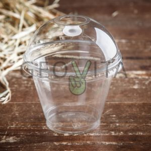 Стакан одноразовый пластиковый 200 мл © GEOVITA - Одноразовая посуда от производителя!