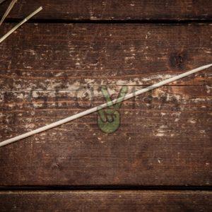 Шампур деревянный 20 см. © GEOVITA - Одноразовая посуда от производителя!