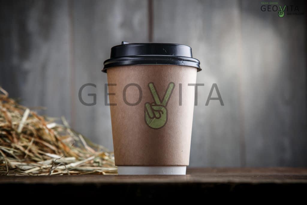 Одноразовые стаканчики из бумаги. © GEOVITA - Одноразовая посуда от производителя!