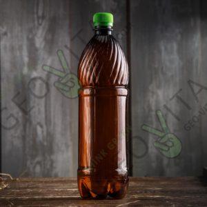 Бутылка под пиво 1 литр © GEOVITA - Одноразовая посуда от производителя!