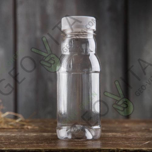 ПЭТ бутылка 200 мл. с широким горлом
