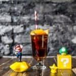 Бар по мотивам Супер Марио
