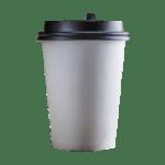 Стакан одноразовый для кофе 250 мл.