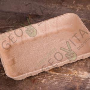 Одноразовый лоток 240*160*37 мм. © GEOVITA - Одноразовая посуда от производителя!