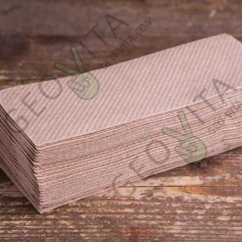 Бумажная салфетка 32*23 1 слойная крафт ПРЕМИУМ