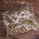 Пика «сердца» бамбук