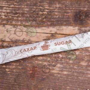 Сахар порционный © GEOVITA - Одноразовая посуда от производителя!