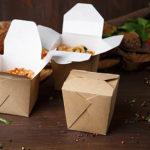 коробочки для WOK