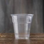 Прозрачные стаканы ПП