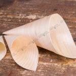 Конверт – кулек деревянный 125 мм.