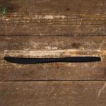 Одноразовый BIO нож черный