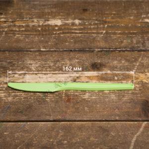 Одноразовый BIO нож повышенной жесткости © GEOVITA - Одноразовая посуда от производителя!