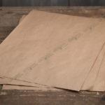 Плейсмат бумажный крафт А3