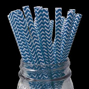 Трубочка бумажная © GEOVITA - Одноразовая посуда от производителя!