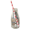 Бумажная трубочка для бутылки