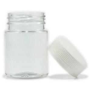 Бутылка 50 мл. © GEOVITA - Одноразовая посуда от производителя!