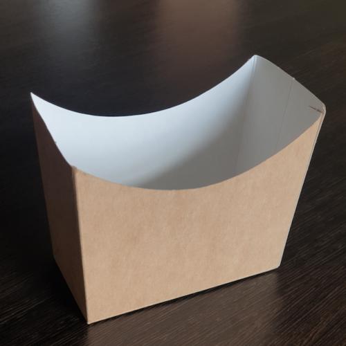 Упаковка для снэков самосборная