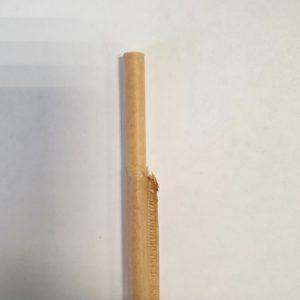 Бумажная трубочка в инд. упаковке цвета крафт © GEOVITA - Одноразовая посуда от производителя!