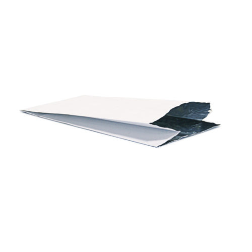 Термопакет бумажный белый