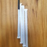 Бумажная трубочка в инд. упаковке